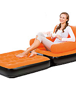 cheap -Air Mattress Portable Foldable PVC PVC Casual All Seasons