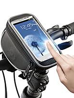 Недорогие -ROSWHEEL Велосумка/бардачок 1.5L Бардачок на раму Сотовый телефон сумка Простота установки Со светоотражающими полосками