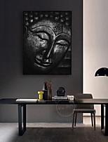preiswerte -Romantik Ölgemälde Wandkunst,Aleación de Aluminio Stoff Mit Feld For Haus Dekoration Rand Kunst Schlafzimmer Drinnen