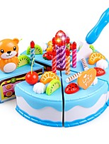 cheap -Toy Kitchens & Play Food Toys Circular Cake & Cookie Cutters Cake Food&Drink Stress and Anxiety Relief Parent-Child Interaction Exquisite