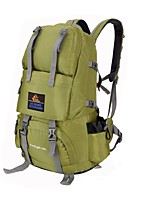 cheap -50 L Hiking & Backpacking Pack Rucksack Backpack Hiking Outdoor Exercise Camping&Hiking Cross Country Back Country Mountaineering Travel -