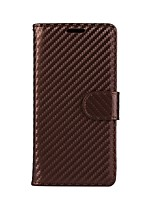cheap -Case For Xiaomi Redmi Note 4X Card Holder Wallet with Stand Flip Full Body Solid Color Hard PU Leather for Xiaomi Redmi Note 4X