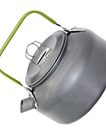 cheap -Camping Kettle Outdoor Cookware Wearable Stainless Steel for Camping