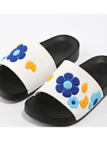 cheap -Boys' Shoes PVC Leather Spring Summer Comfort Slippers & Flip-Flops for Casual Red Black White