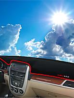 Недорогие -автомобильный Маска для приборной панели Коврики на приборную панель Назначение Buick 2017 2008 2009 2010 2011 2012 2013 2014 2015 2016