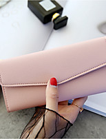 cheap -Women Bags PU Wallet Tassel for Formal All Season Blushing Pink