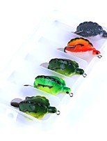 "cheap -5 pcs Soft Bait g / Ounce mm / 2-1/4"" inch, Plastic Sea Fishing General Fishing Trolling & Boat Fishing"