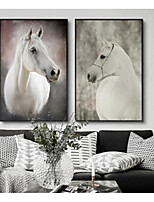 cheap -Animals Wall Art,PS Material With Frame For Home Decoration Frame Art Living Room Bedroom