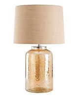cheap -Artistic Eye Protection Table Lamp For Living Room Metal 220V Khaki