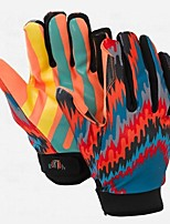 cheap -Unisex Full-finger Gloves Keep Warm Waterproof Velour Ski / Snowboard Bike/Cycling Winter
