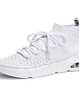 economico -Per uomo Scarpe A maglia Primavera Estate Comoda Sneakers per Casual All'aperto Bianco Nero Grigio Rosso
