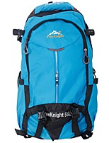 cheap -55 L Hiking & Backpacking Pack Rucksack Backpack Hiking Outdoor Exercise Camping Camping&Hiking Back Country Mountaineering Travel Nylon