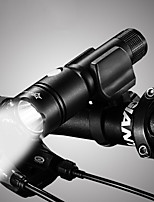 cheap -Bike Lights Cycling Water Resistant / Water Proof Lumens USB Powered Cycling/Bike