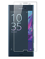 cheap -Screen Protector for Sony Sony Xperia XZ Tempered Glass 1 pc Front Screen Protector High Definition (HD) 9H Hardness 2.5D Curved edge