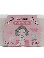cheap -1080 pcs Makeup Cotton Pad Sponge Quadrate Face Face