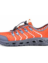 cheap -Men's Children's Teen Shoes PU Fall Comfort Athletic Shoes Walking Shoes for Athletic Orange