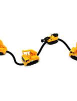 cheap -Toy Cars Construction Vehicle Toys Car Special Designed Parent-Child Interaction Soft Plastic Kids 1 Pieces