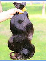 Недорогие -верхняя часть бразильской виргинской массы волос на продажу волна тела 3bundles 300g много необработанный материал человеческих волос от