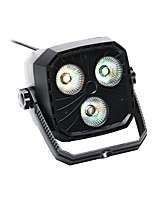 cheap -LED Stage Light / Spot Light LED Par Lights DMX 512 Master-Slave Sound-Activated Auto 9 for Stage Bar Club Festival/Holiday Party