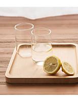 Недорогие -Высокое боровое стекло Бутылки для воды Офис / Карьера Drinkware 2