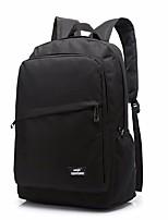 cheap -Men's Bags Oxford Cloth Backpack Zipper for Casual All Seasons Black Dark Blue