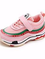 economico -Da ragazzo Da ragazza Scarpe Finta pelle Primavera Autunno Comoda Sneakers per Casual Bianco Nero Rosa