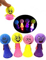 cheap -LED Lighting Toys Cylindrical Classic Theme Fairytale Theme Glow Lighting Soft Plastic Kids Pieces