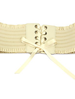 cheap -Women's Vintage Casual Fabric Wide Belt