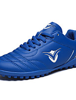cheap -Girls' Shoes Synthetic Microfiber PU Spring Fall Comfort Athletic Shoes Soccer Shoes for Athletic Royal Blue Light Green Yellow