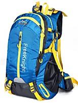 Недорогие -40 L Походные рюкзаки Заплечный рюкзак рюкзак Пешеходный туризм Восхождение Катание вне трассы Альпинизм Нейлон