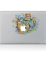 cheap -1 pc Skin Sticker for Scratch Proof Pattern PVC MacBook Pro 15'' with Retina MacBook Pro 15'' MacBook Pro 13'' with Retina MacBook Pro