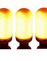 cheap -SENCART 3pcs 700 lm GU10 E26/E27 E27/E14 96 leds SMD 2835 Smart Decorative LED Light Warm White AC 85-265V
