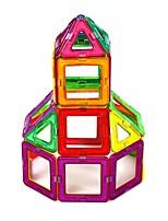 preiswerte -Magnetische Bauklötze Spielzeuge Familie Transformierbar Handgefertigt Dekompressionsspielzeug Weicher Kunststoff Stücke