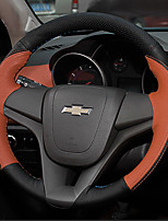 cheap -Automotive Steering Wheel Covers(Leather)For Chevrolet 2009 2010 2011 2012 2013 2014 2015 Cruze