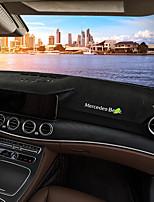 preiswerte -Automobil Armaturenbrett Matte Innenraummatten fürs Auto Für Mercedes-Benz Alle Jahre E Klasse