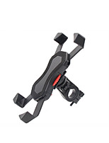 cheap -Motorcycle Bike Mobile Phone mount stand holder Adjustable Stand Universal Buckle Type Slip Resistant Polycarbonate Holder
