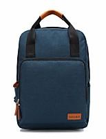 cheap -Men's Bags Canvas Pocket for Casual All Seasons Navy Blue Purple Light Green Light Gray Wine