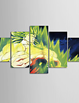 cheap -Canvas Set Modern,Five Panels Canvas Horizontal Print Wall Decor Home Decoration