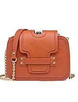 cheap -Women Bags PU Shoulder Bag Pockets for Outdoor All Season Brown Blushing Pink Black White