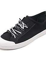 cheap -Men's Shoes Rubber Spring Fall Comfort Sneakers for Outdoor Black