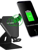 cheap -Car Charger Dock Charger Wireless Charger Phone USB Charger USB Wireless Charger Qi 1 USB Port 1A DC 5V iPhone X iPhone 8 Plus iPhone 8