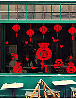 abordables -Día Festivo Pegatinas de pared Calcomanías 3D para Pared Calcomanías Decorativas de Pared,Papel Decoración hogareña Vinilos decorativos