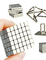cheap -Magnet Toys Pieces Toys Square Shaped Magnetic Type Office Desk Toys Stress and Anxiety Relief Square Gift