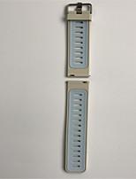 economico -Cinturino per orologio  per Gear S3 Frontier Gear S3 Classic Samsung Galaxy Custodia con cinturino a strappo Chiusura moderna Silicone