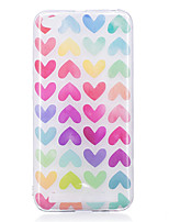 cheap -Case For Xiaomi Redmi 5A Pattern Back Cover Heart Soft TPU for Redmi 5A