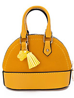 cheap -Women Bags PU Tote Zipper for Casual All Season Brown Yellow Black Blue