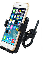 cheap -Bike Mobile Phone mount stand holder Adjustable Stand Mobile Phone Buckle Type Slip Resistant Polycarbonate Holder