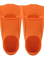 cheap -Swim Fins Form Fit Simple Swimming Diving Surfing Watersports Snorkeling Silicone Rubber