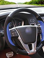 preiswerte -Auto Lenkradbezüge (Leder) für Volvo alle Jahre S60L S80L V40 V60 XC60