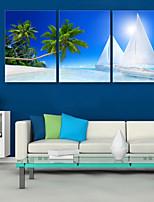 cheap -Canvas Print Modern,Three Panels Canvas Vertical Print Wall Decor Home Decoration